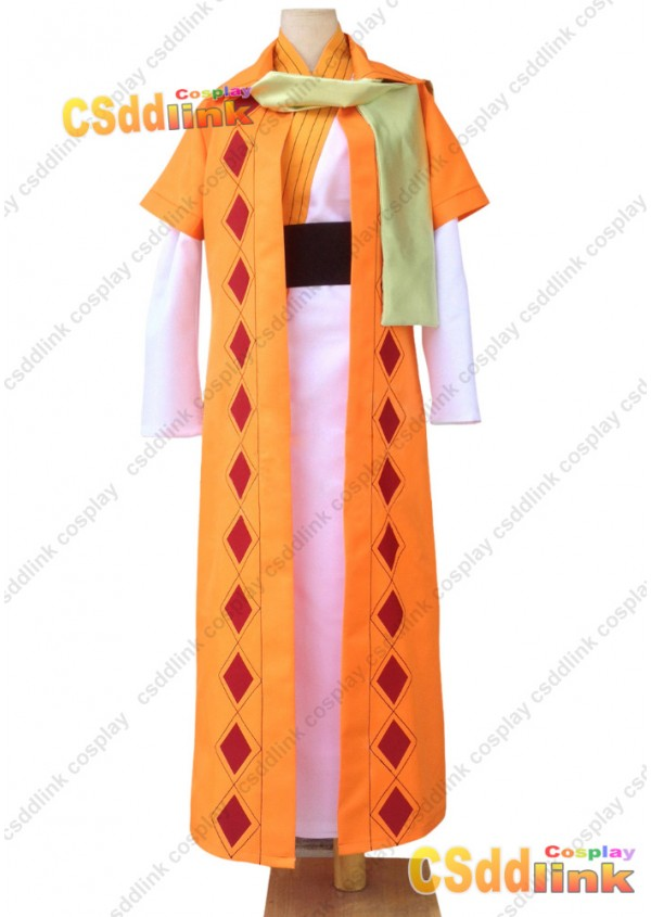 Yona of the Dawn Zeno Cosplay costume custom-size