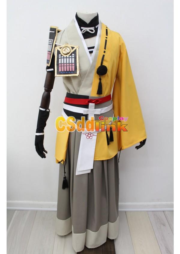 Kogi Touken Ranbu Cosplay Costume Full Set custom-size
