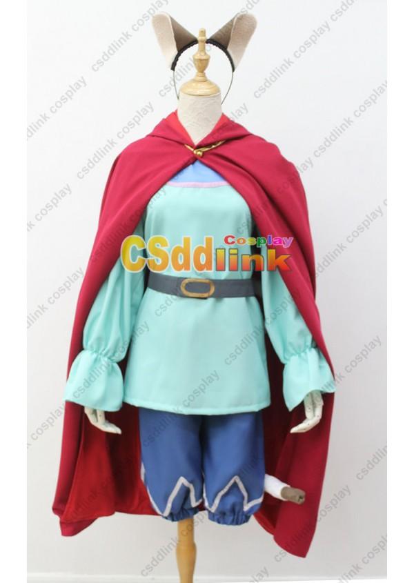 Ni No Kuni 2 Revenant Kingdom Evan Cosplay Costume custom-size